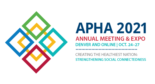 APHA 2021 Annual Meeting and Expo